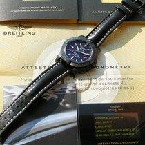 Breitling Avenger Blackbird 44 V17311 Aus 13.02.2016 Fullset...