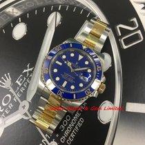 勞力士 (Rolex) 116613LB Submariner Date Gold & Steel 40mm W Card