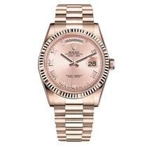 Rolex 118235 Rose gold Day-Date 36 36mm