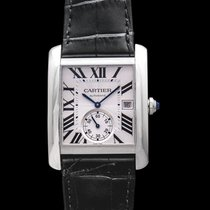 Cartier Tank MC Steel 44mm Silver United States of America, California, San Mateo