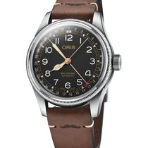Oris Steel 40mm Automatic 01 754 7741 4037 new