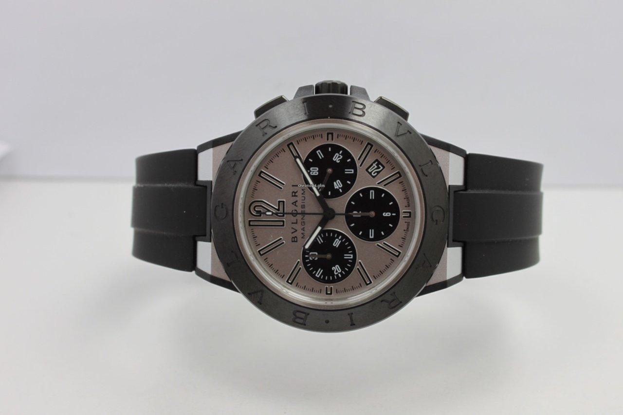 b2ab65856206a Bulgari Diagono Magnesium Incl 21% VAT en venta por  4.194 por parte de un  Trusted Seller de Chrono24