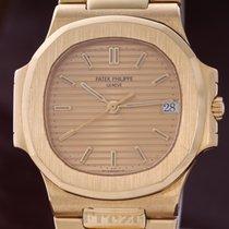 Patek Philippe 3800 Oro amarillo Nautilus 38mm