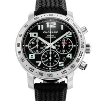 Chopard 40mm Automatic 2006 pre-owned Mille Miglia Black