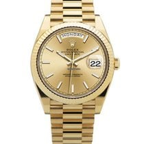 Rolex Day-Date 40 228238 2019 pre-owned