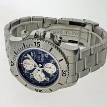 2b8eacb6e9f Relógios Breitling Superocean Chronograph Steelfish usados