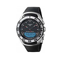 Tissot Sailing-Touch Steel 45mm Black No numerals