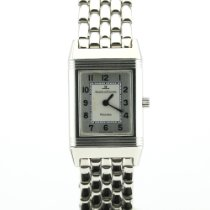 Jaeger-LeCoultre Reverso Lady Staal 20mm Zilver Arabisch