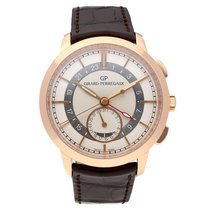 Girard Perregaux 49544-52-131-BBB0 Rose gold 1966 40mm new United States of America, New York, NYC