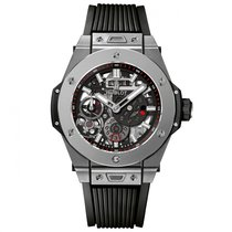 Hublot Big Bang Meca-10 Titanium 45mm Transparent United States of America, Florida, Miami