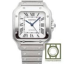 Cartier Santos (submodel) nov 2020 Automatika Sat s originalnom kutijom i originalnom dokumentacijom WSSA0029