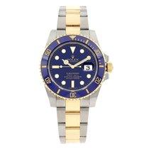 Rolex Submariner Date Gold/Steel 40mm Blue No numerals United States of America, Arizona, SCOTTSDALE