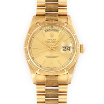 Rolex 18078 Or jaune 1988 Day-Date 36 36mm occasion