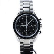 Omega Speedmaster Professional Moonwatch Ατσάλι 42mm Μαύρο Xωρίς ψηφία