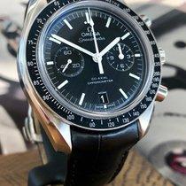 Omega Speedmaster Professional Moonwatch Stahl 44,25mm Schwarz Keine Ziffern Deutschland, Dachau