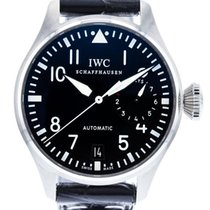 IWC Big Pilot new Automatic Watch with original box and original papers IW500401