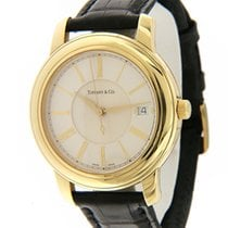 Tiffany Yellow gold 37mm Automatic pre-owned