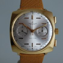 Breitling Top Time Oro amarillo 37mm