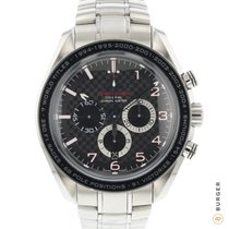 Omega Speedmaster Broad Arrow Acero 44.2mm Árabes