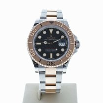 Rolex Yacht-Master 40 Gold/Steel 40mm Black United States of America, Florida, MIami