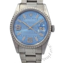 Rolex Datejust 16220 pre-owned
