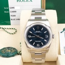 Rolex Oyster Perpetual 2017 pre-owned