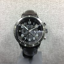 Breguet Transatlantique Type XXI Flyback Mens Watch