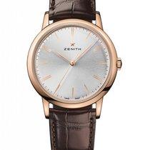 Zenith Elite Chronograph Classic 18K Rose Gold Men's Watch