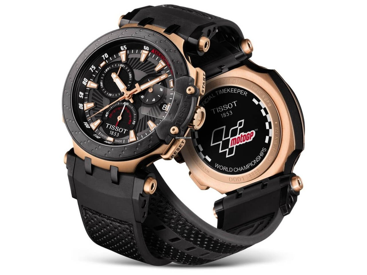 tissot t race motogp 2018 chronograph limited edition quarz vendre pour 720 par un trusted. Black Bedroom Furniture Sets. Home Design Ideas