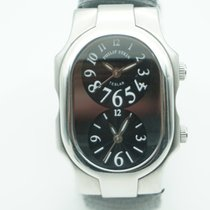 Philip Stein Automatic pre-owned Teslar Black