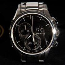 Hamilton - Jazzmaster 42 Chronograph - Men's wristwatch -...