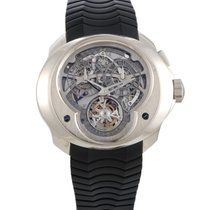 Franc Vila Montres Cobra Skeleton Tourbillon Watch FVN4