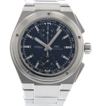 IWC Ingenieur Chronograph IW3725-01 Watch with Stainless Steel...