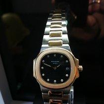 Patek Philippe 4700/1 Gold/Steel 1988 Nautilus 27mm pre-owned