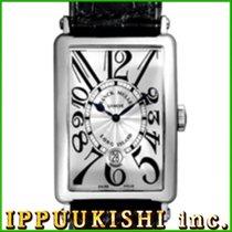 フランク ミュラー・新品/未使用・時計 (説明書付き、化粧箱入り)・44 x 35 mm・ホワイトゴールド