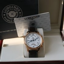 Longines Rose gold Automatic 41mm new Master Collection