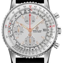 Breitling A13324121G1X2 Steel 2019 Navitimer Heritage 41mm new