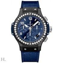 Hublot Big Bang 41 mm neu 2019 Automatik Chronograph Uhr mit Original-Box und Original-Papieren 341.CM.7170.LR.1204