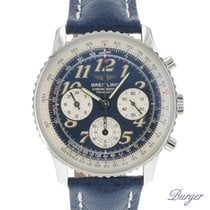 Breitling Navitimer A39022 Very good Steel 42mm Automatic