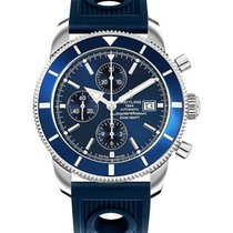Breitling A1332016/C758 Steel Superocean Héritage Chronograph 46mm new United States of America, New York, New York