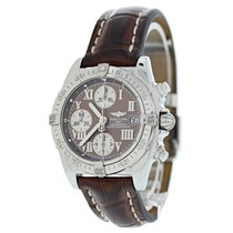 Breitling Chrono Cockpit Steel 39mm Brown United States of America, New York, New York