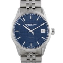 Raymond Weil Steel Automatic 2740-ST-50021 new United States of America, Pennsylvania, Southampton