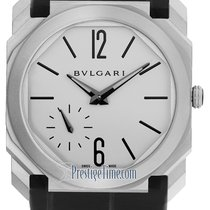 Bulgari Octo Steel 40mm Silver United States of America, New York, Airmont