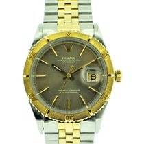 Rolex Datejust Turn-O-Graph 1625 Very good Gold/Steel Automatic