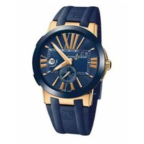 Ulysse Nardin Executive Dual Time 246.00.3/43 2019 new