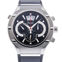Piaget Titanium Automatic Black 45mm pre-owned Polo FortyFive