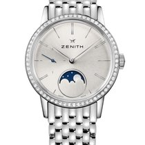 Zenith Steel 33mm Automatic 16.2330.692/01.M2330 new