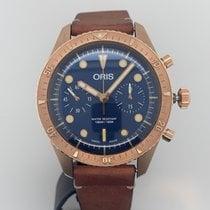 Oris Carl Brashear Bronze 43mm Blau Keine Ziffern Deutschland, Düsseldorf