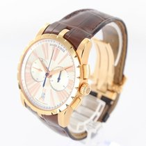 Roger Dubuis Rose gold 43mm Automatic DBEX0390 pre-owned