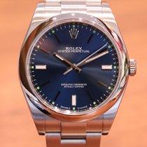 Rolex Oyster Perpetual 39 Stahl Schweiz, Zürich